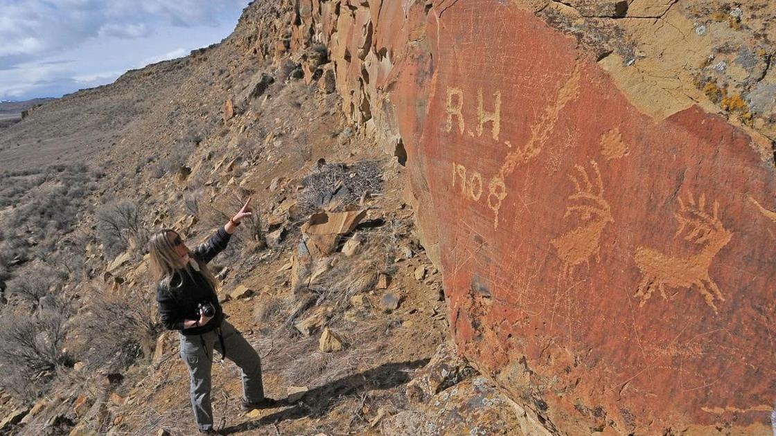 Thunderbird Rock Art Explored In Cody Talk On Nov 1