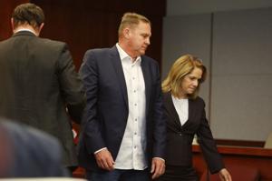 "Investigators say cell phone data ""directly refutes"" Tony Cercy's trial testimony"
