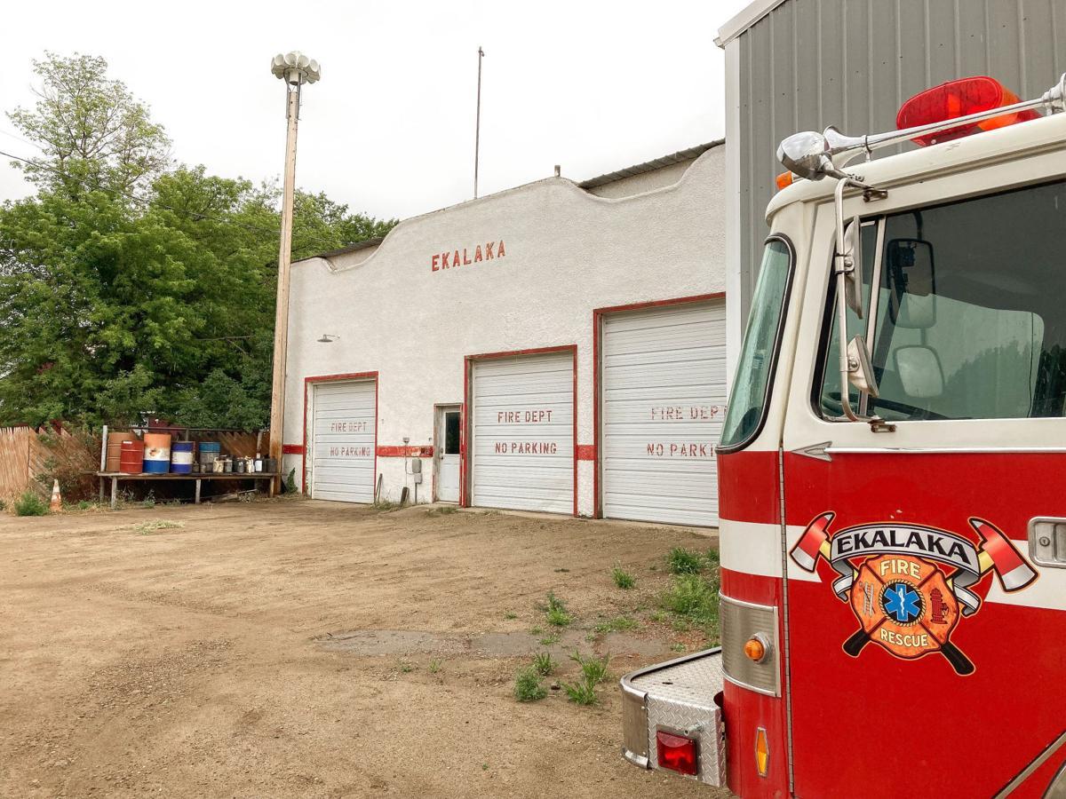 Ekalaka fire department