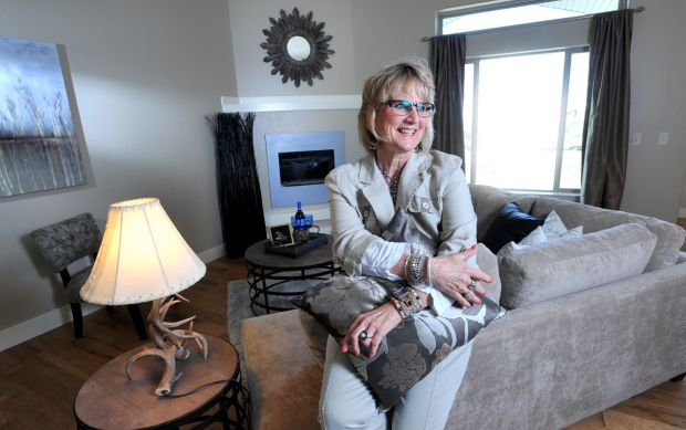 Laurie Murphy, owner of ReDesigning 4U
