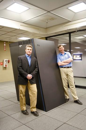 Supercomputers getting more super