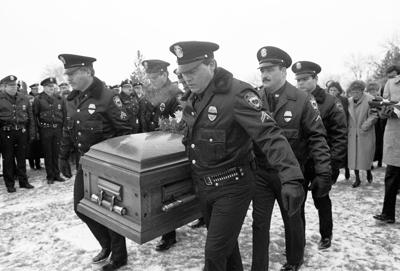 Billings police remember detective 30 years after his death in line of duty