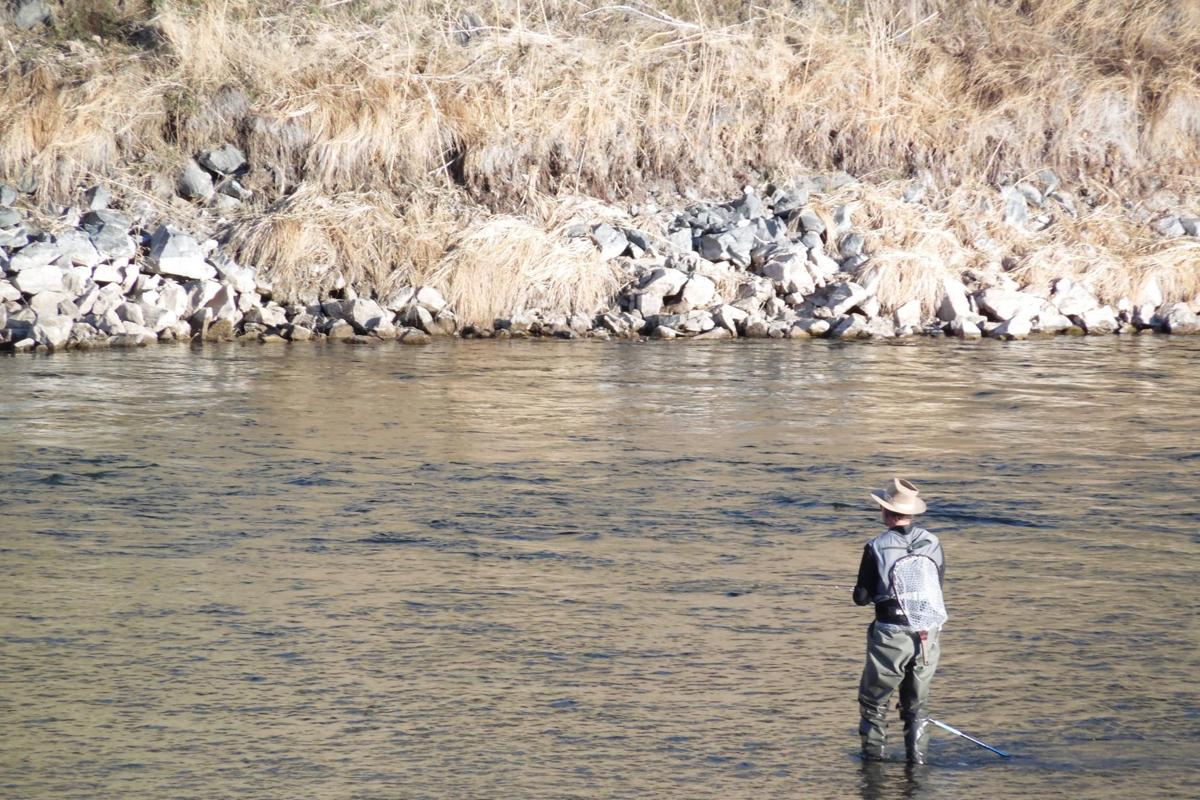 Wyoming 39 s free fishing day is june 2 outdoors for Free fishing day