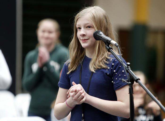 Helena home-schooler takes first place in Treasure State Spelling Bee