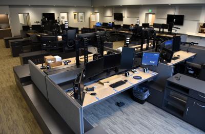911 Dispatch Center