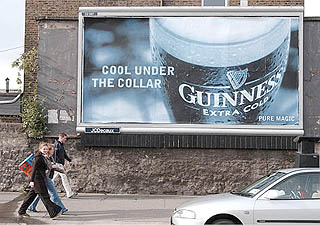 Ireland targets alcohol ads