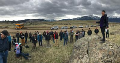 Gardiner-area residents call winter bison hunts along Yellowstone border unsafe, lobby for change
