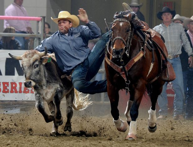 Pharr Finds Time For A Little Fun Rodeo News