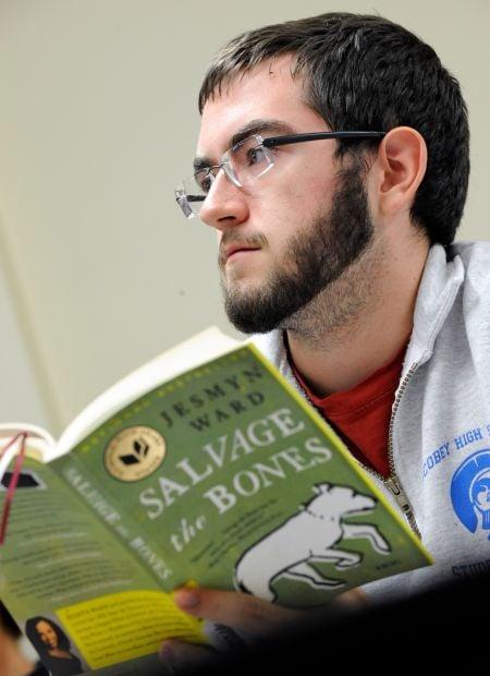 Rocky Mountain College freshman Justan Baker