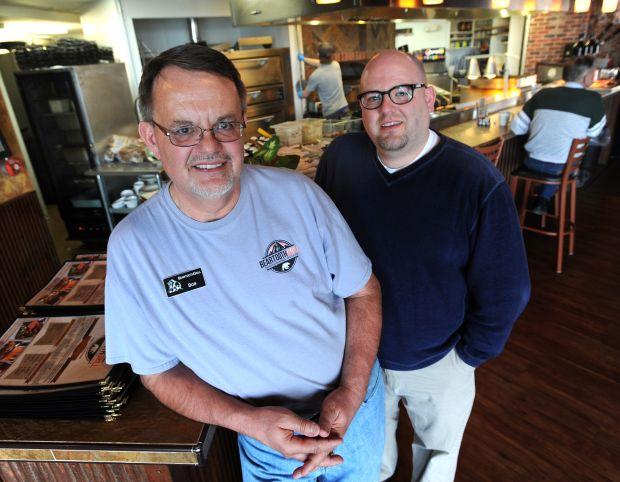 Bob Dantic and Aaron Dantic of the Beartooth Grill