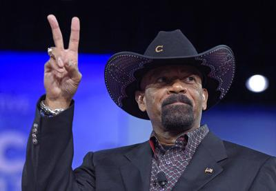 Former Milwaukee County Sheriff David Clarke
