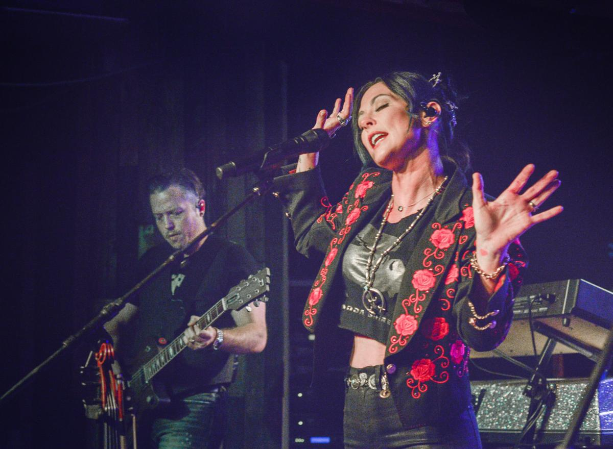 Amanda Shires joined by husband Jason Isbell for two Montana shows ...