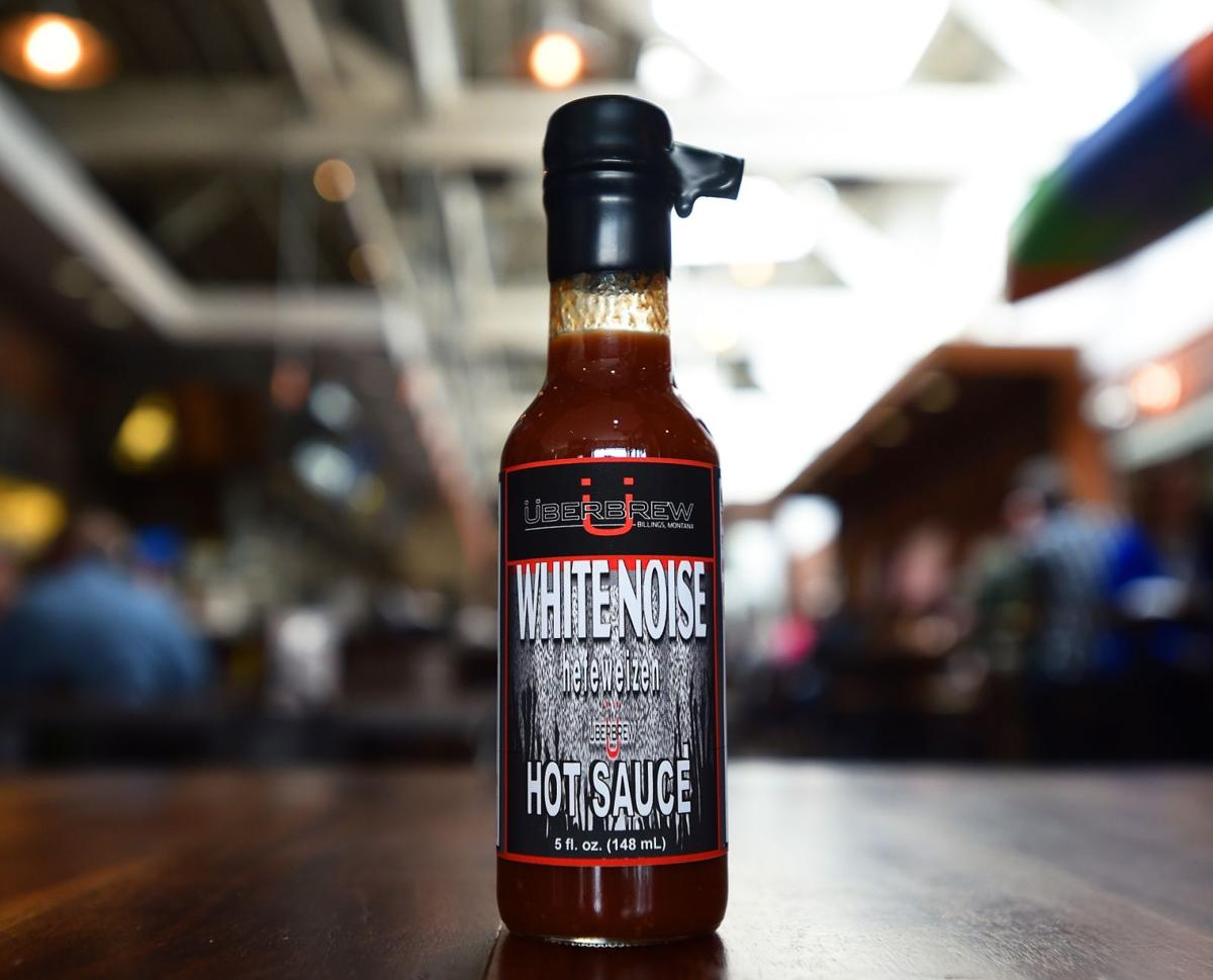 White Noise Hot Sauce