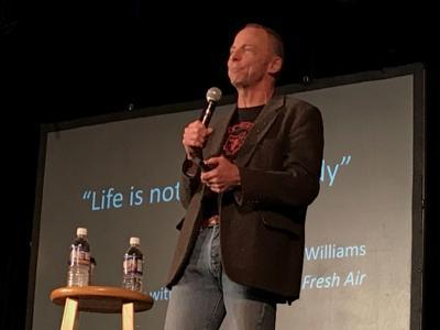 Frank King speaker at MSUB Power of One week