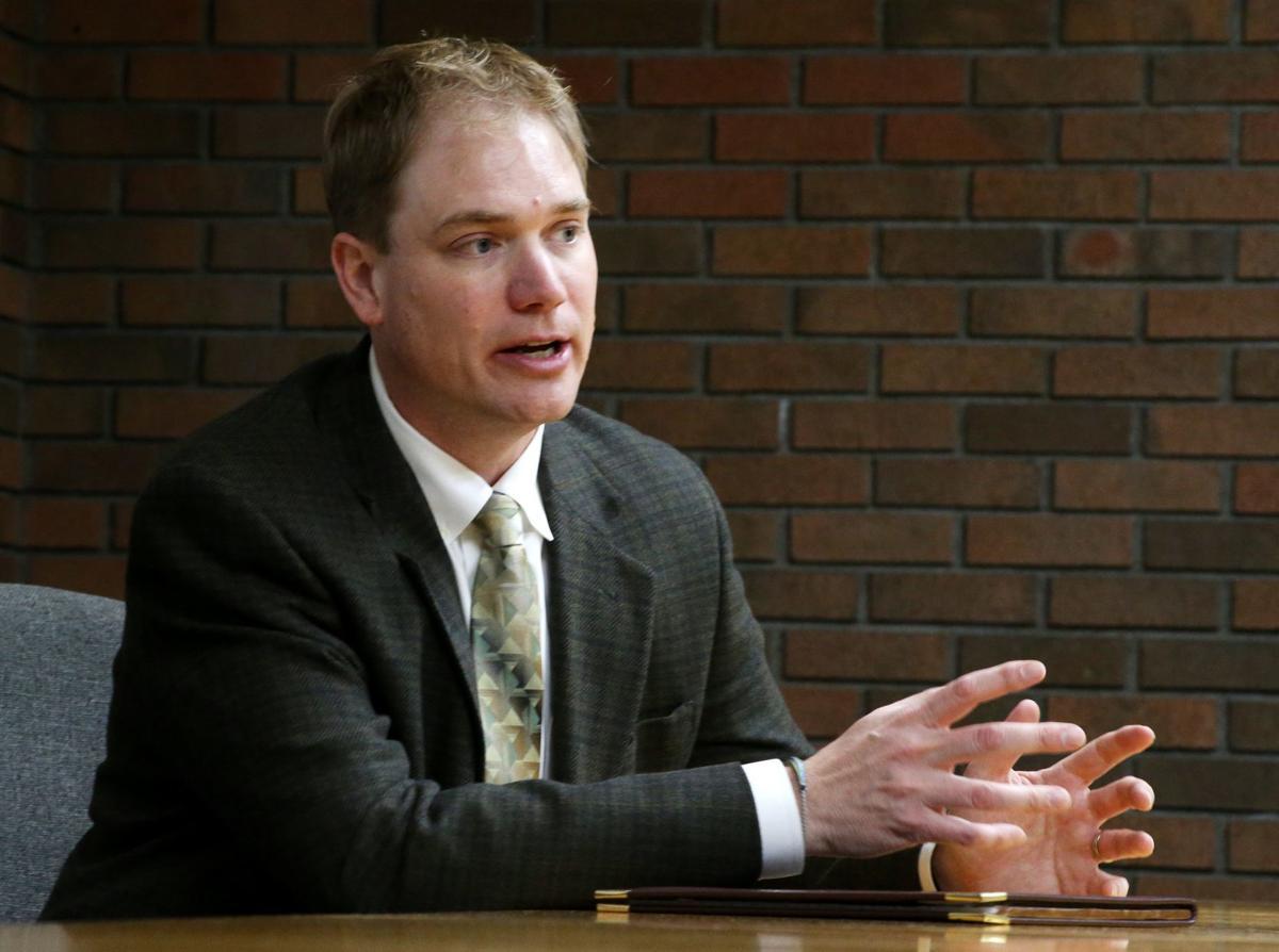 Billings Planning Director Wyeth Friday