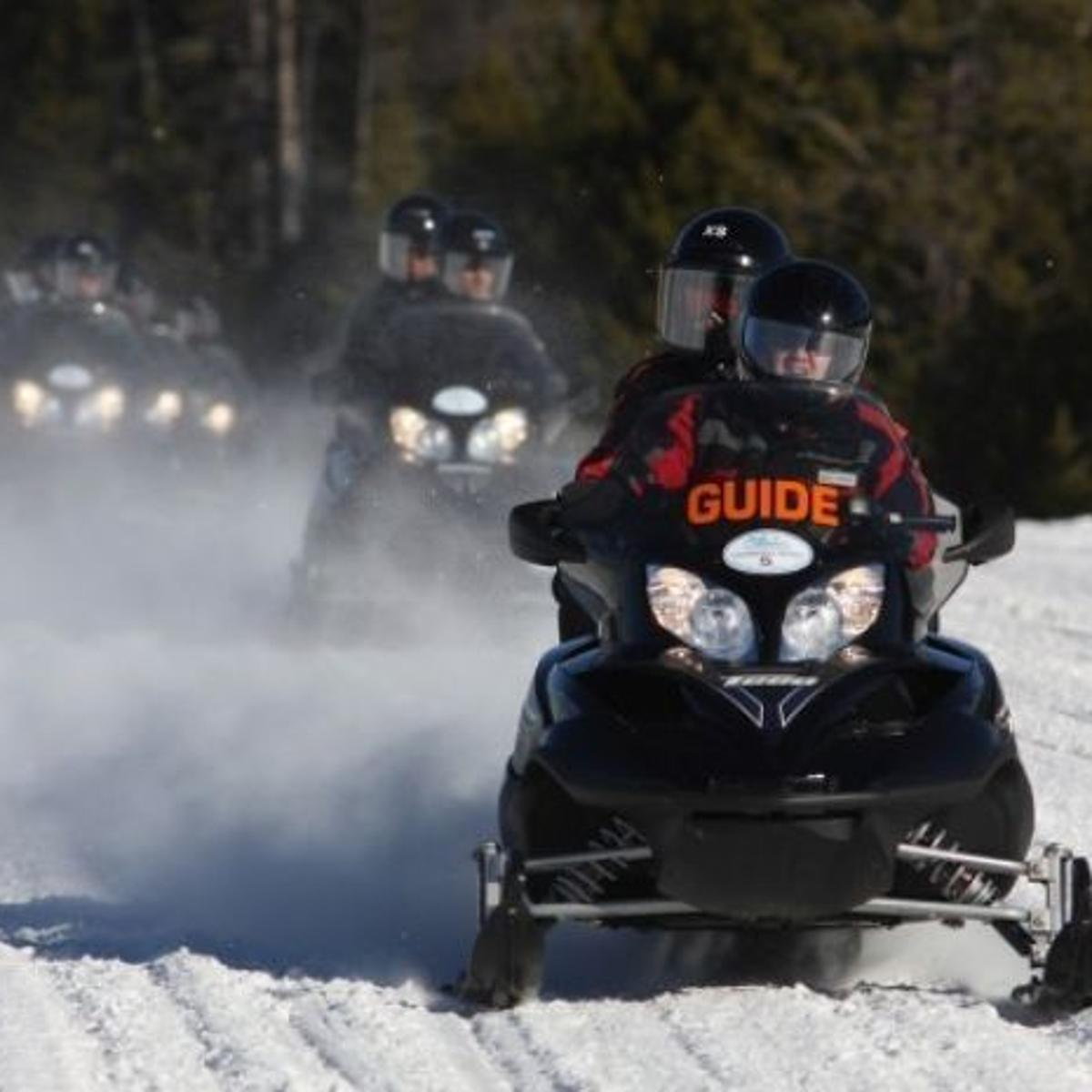Snowmobile Travel Halted Between West Yellowstone Old Faithful Outdoors Billingsgazette Com