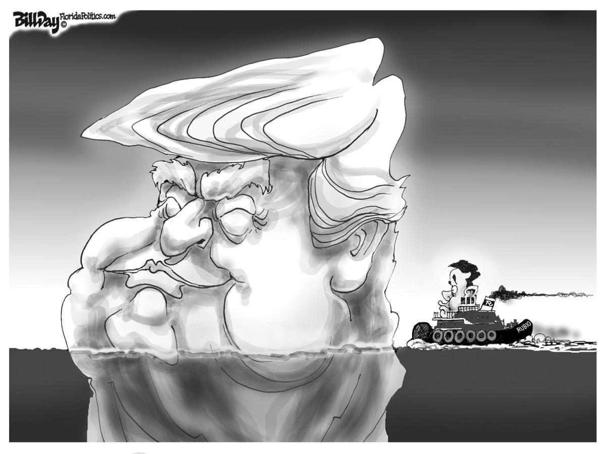 Iceberg Trump