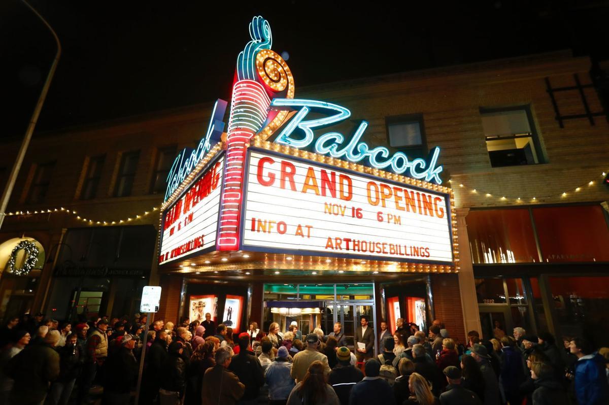 Babcock Opening Night