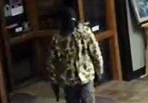 Billing police ask for help identifying suspect in armed robbery of hotel