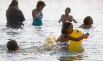 Fun at Lake Elmo