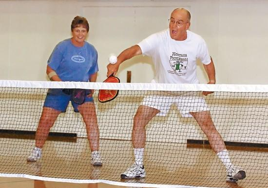 Players find passion in pickleball
