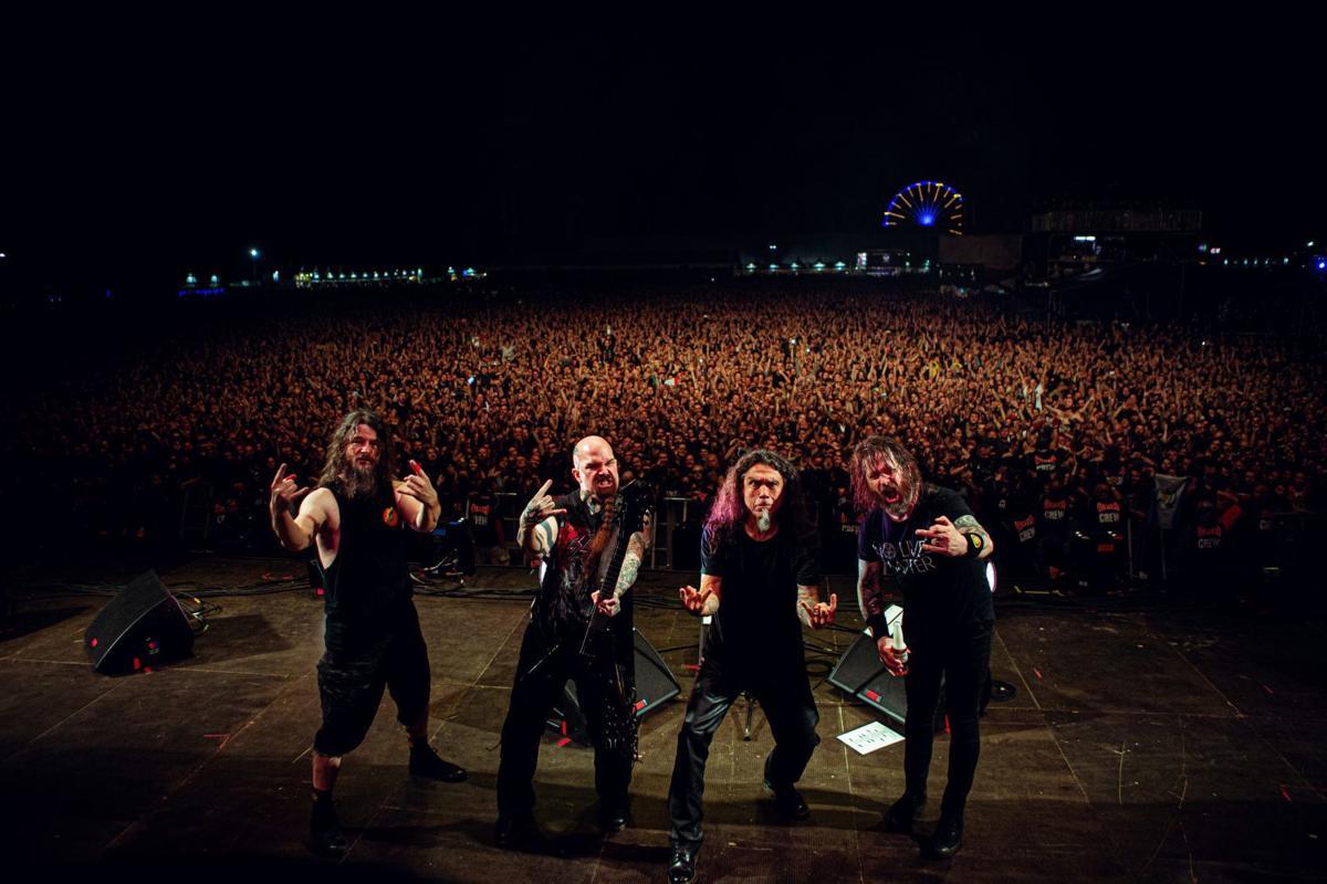 Slayer, Nov. 22