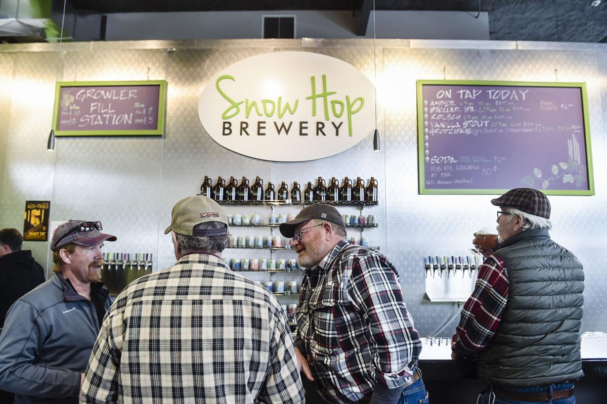 Snow Hop Brewery file