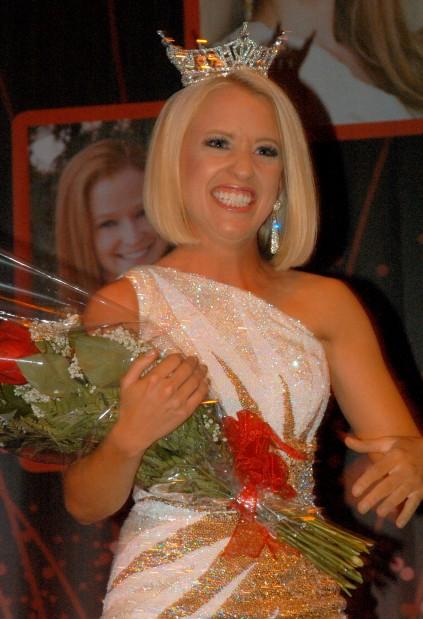 Miss Weston County Rebecca Podio