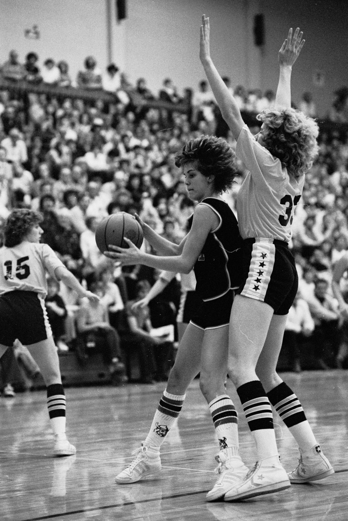 old school girls basketball photos from montana 39 s past girls basketball. Black Bedroom Furniture Sets. Home Design Ideas