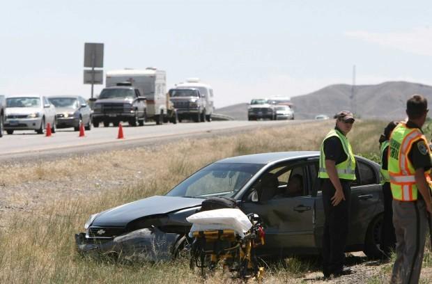 road rage accident backs up traffic on interstate 90 local. Black Bedroom Furniture Sets. Home Design Ideas
