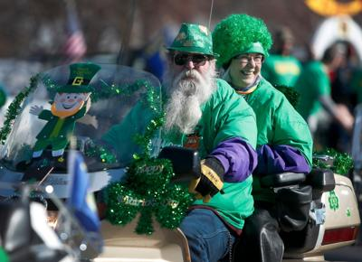 St. Patrick's Day Parade & Celtic Fair