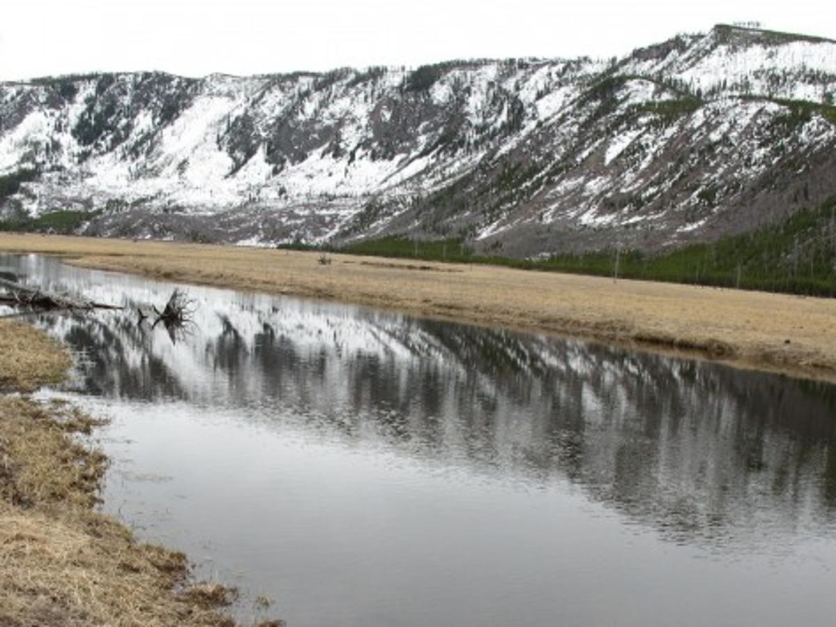 Researchers Predict Ash Fall If Yellowstone Supervolcano Erupted Montana News Billingsgazette Com