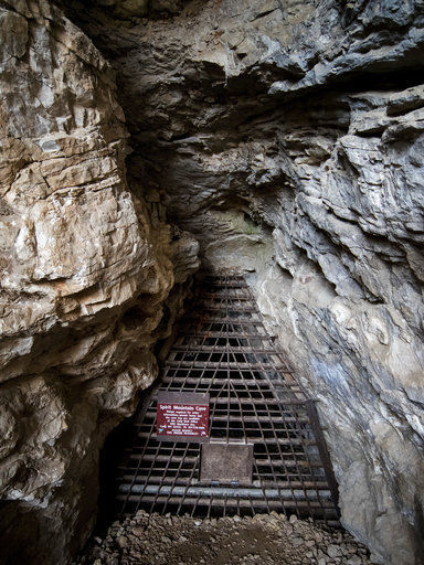 Spirit Mountain Cave becomes another hole in the ground
