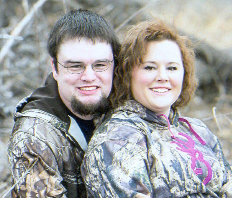 Tony Nardella and Jenna Holland