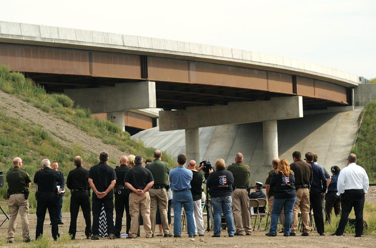 Highway 212 overpass meeting