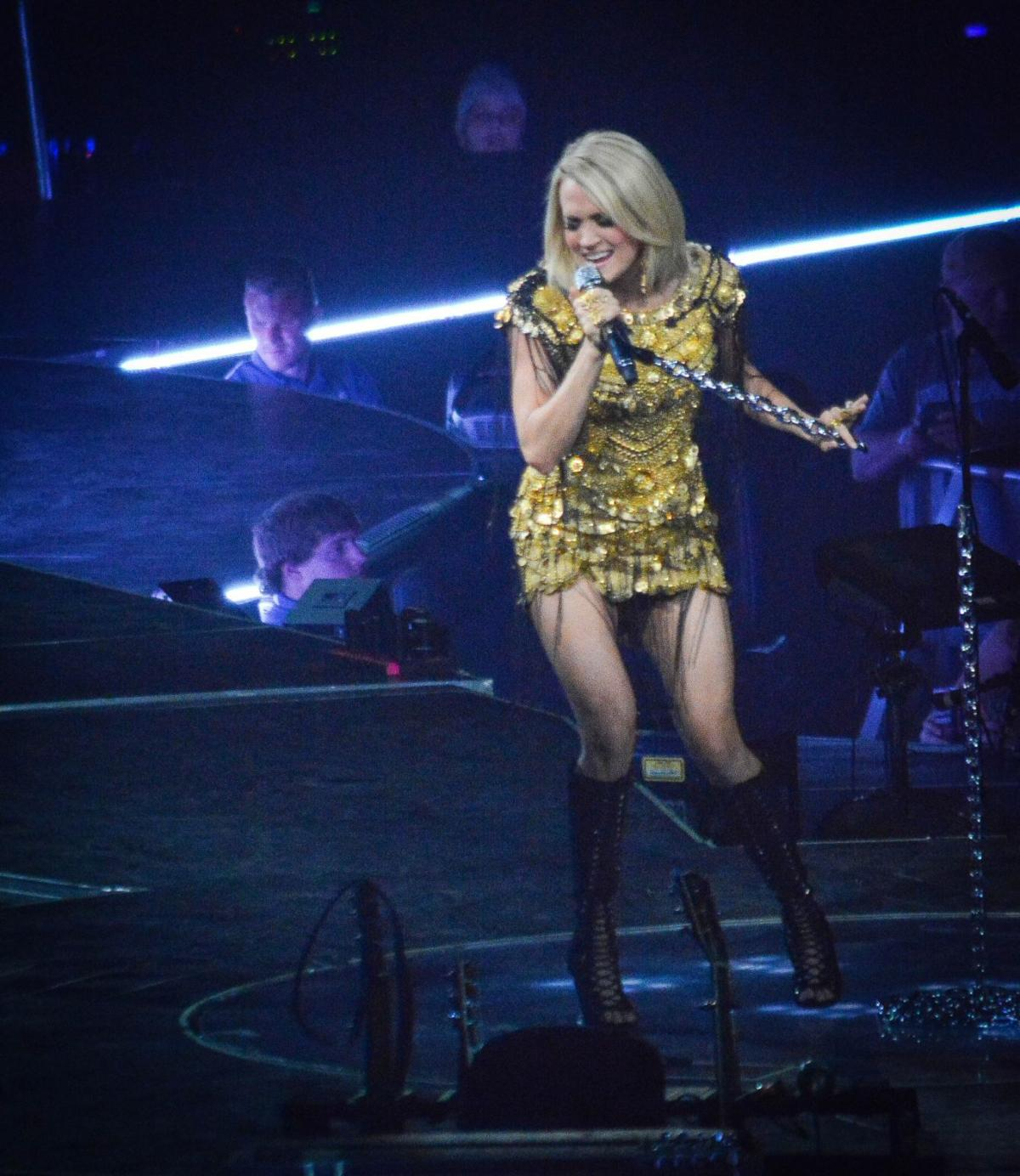 31ba506ff57 Carrie Underwood returns to Billings for sold-out show
