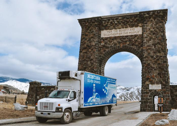 Montana brewery canning water for Yellowstone to avoid plastic ills