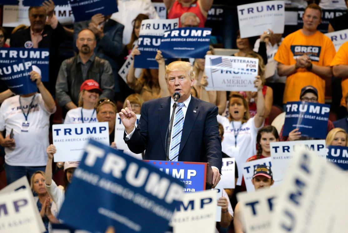 Donald Trump in Billings