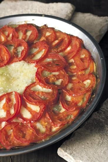 Tasty tart shaves calories from crust