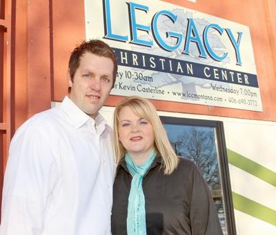 The Rev. Kevin and Stacy Casterline