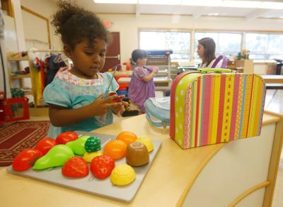 Parents, kids attend open house at Rimrock Learning Center