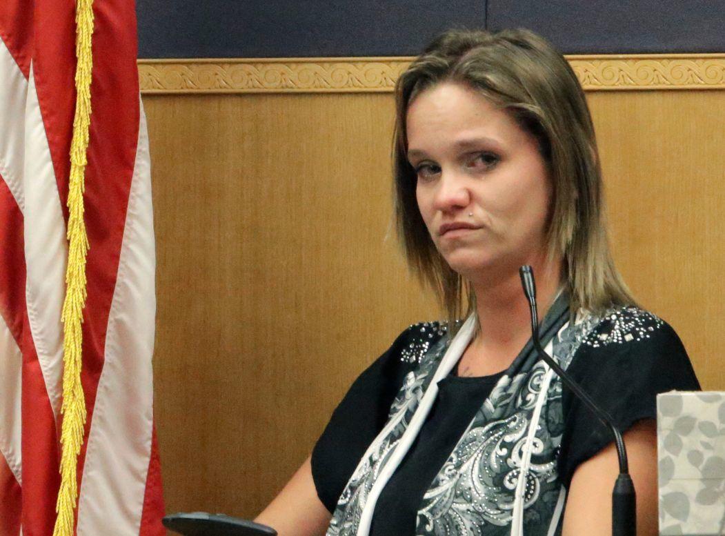 Witness Andrea Sattler