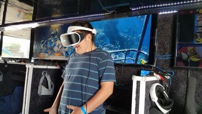 Virtual Reality Gametruck Montana