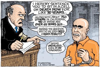 decades on death row
