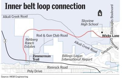 Inner Belt Loop Road Project Likely On Hold Local