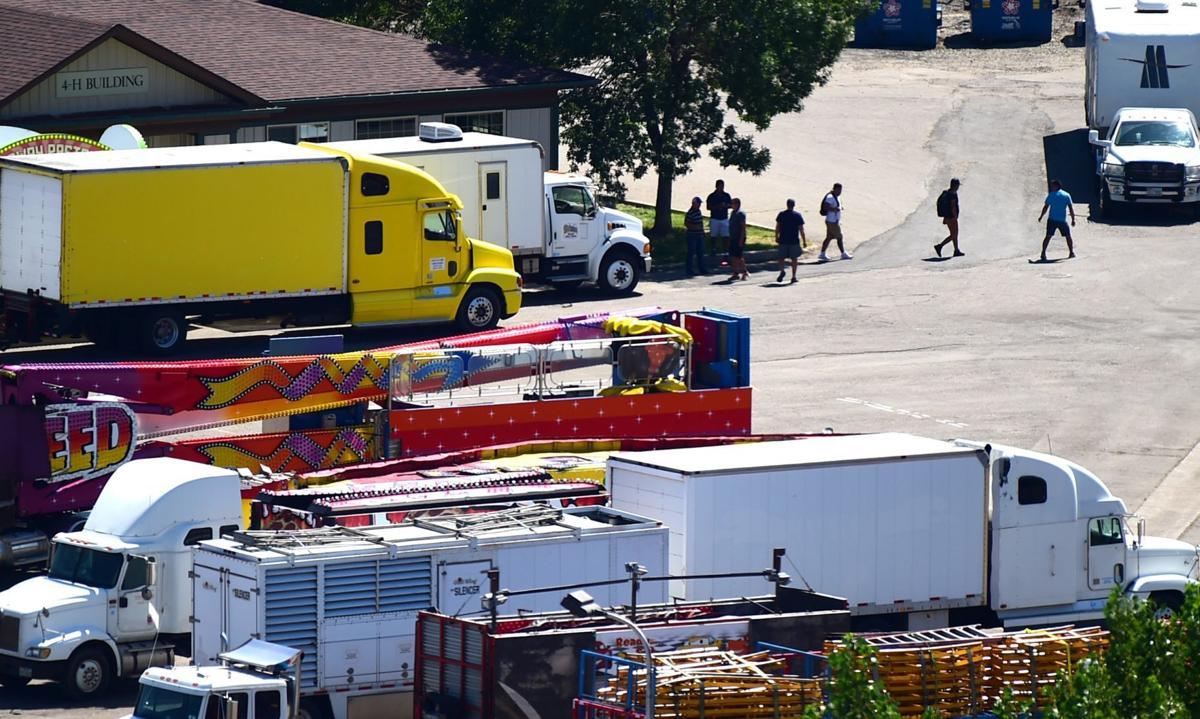 Photo: MontanaFair rolls out of town   Enjoy Billings