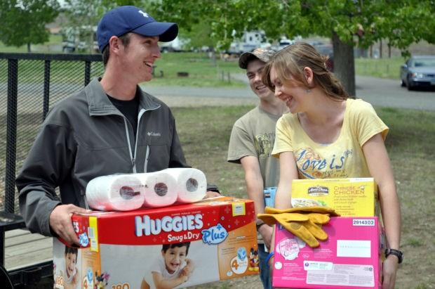 Donations from Oklahoma