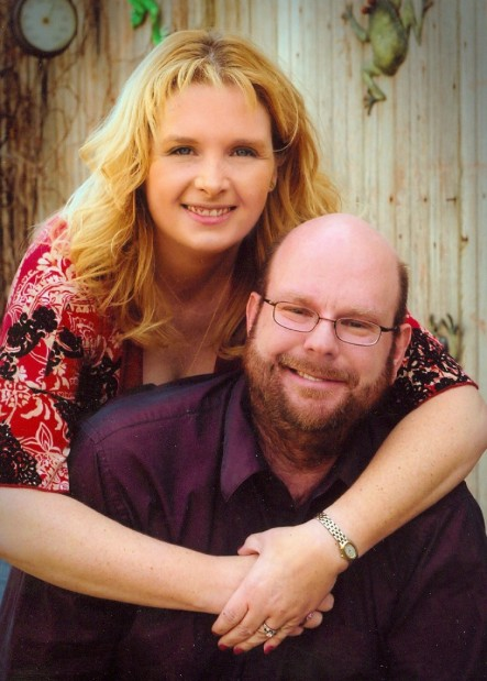 Stacy Curtiss and Brian Hein