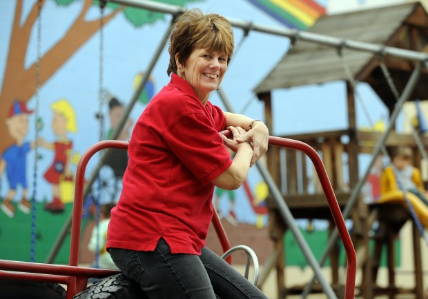 Gina Young, director of Community Daycare