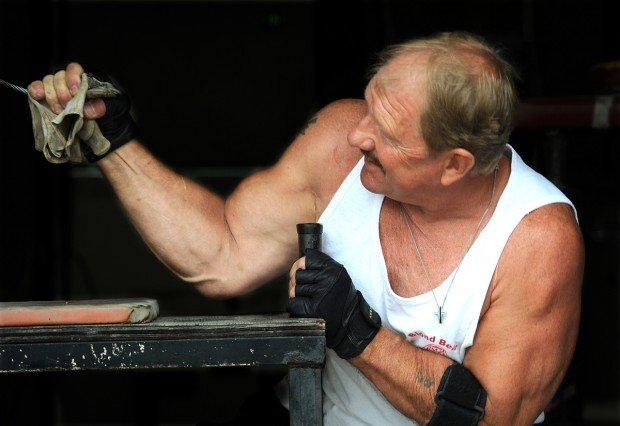 For Arm Wrestlers Scars And Glory Local News Billingsgazette Com